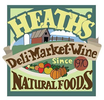 Heath's Natural Foods Logo