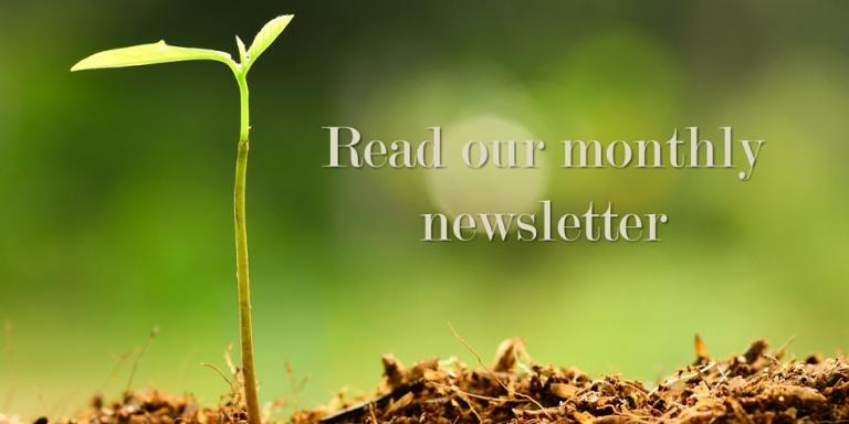 Heath's Natural Foods Newsletter